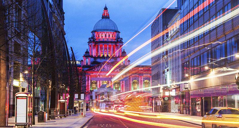 Slice comes to Belfast i4 recruitment