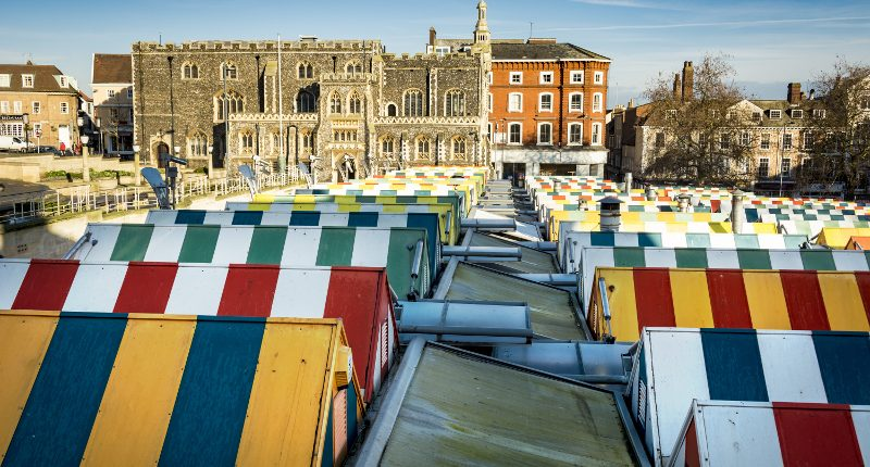 Norwich City Market Gets a Digital Boost i4 recruitment