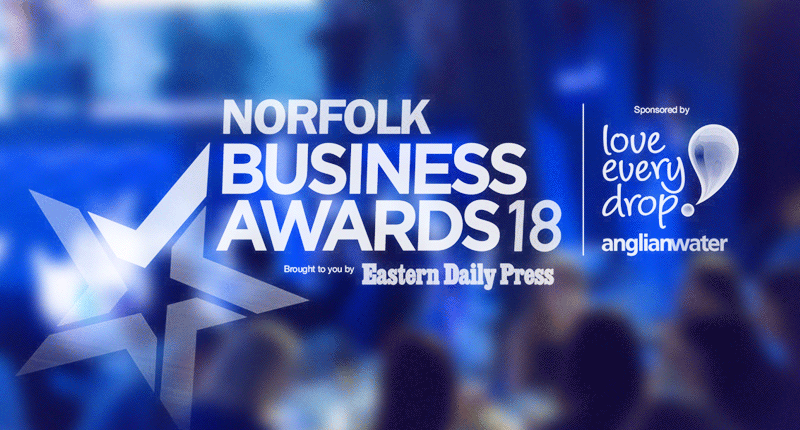 Norfolk Business Awards 2018 i4 recruitment