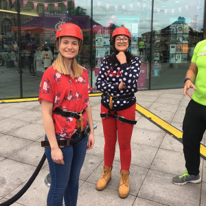 East Anglia's Children's Hospices Norwich Abseil