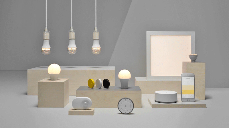 IKEA Smart Lighting Range