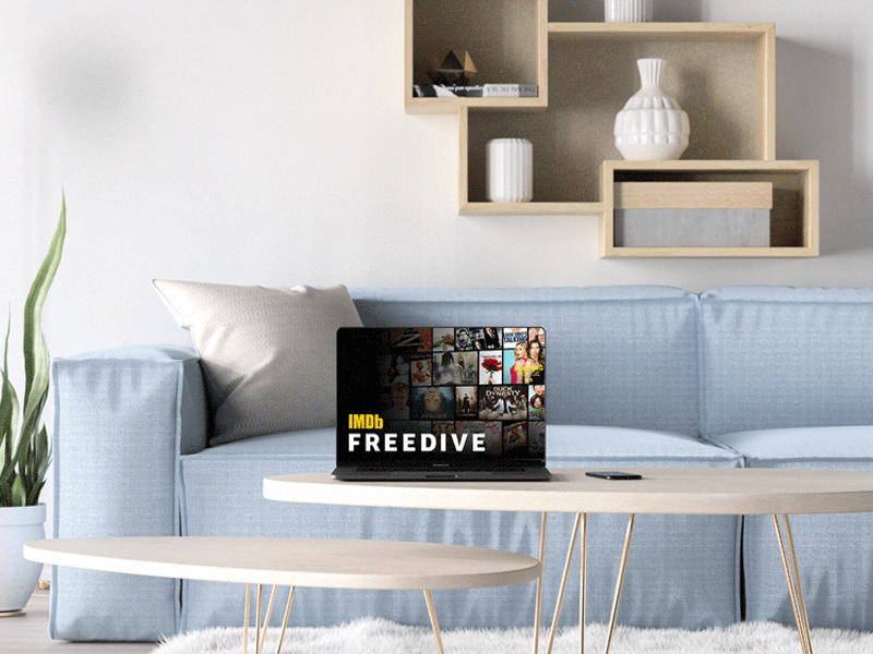 IMDb Freedive Free Streaming Service