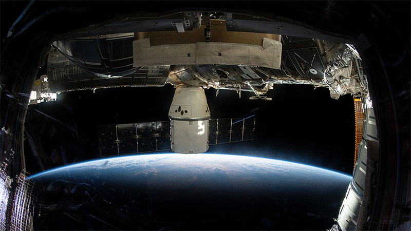 SpaceX Dragon Engineering News