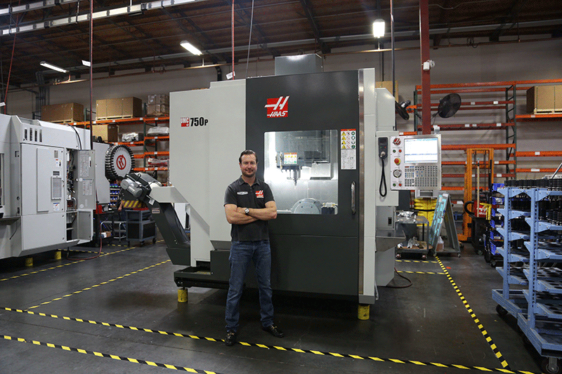 CNC Jobs in Norwich and Norfolk. Haas Automation UMC-750p