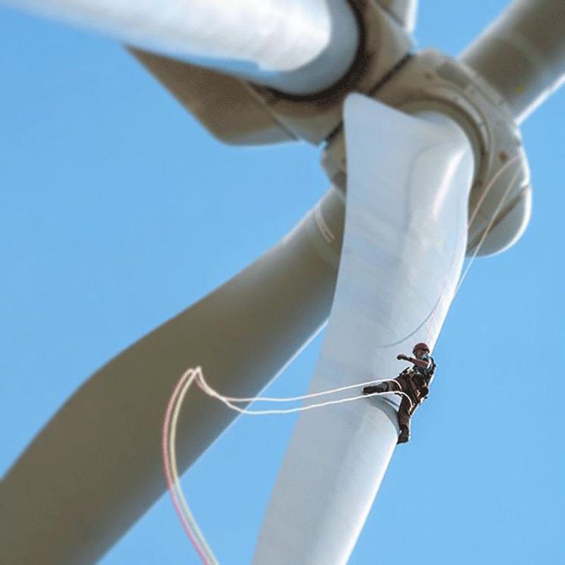 Dangerous Engineering Jobs - Wind Turbine Technician
