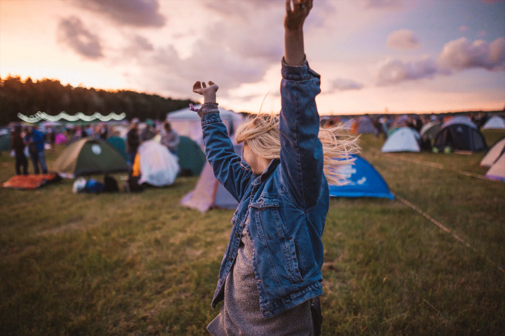 Team Days Out In Norfolk - Sundown Festival 2019