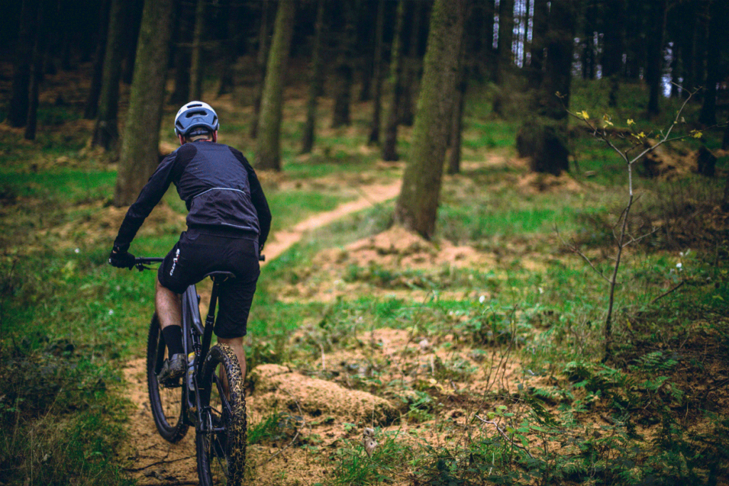 Team Days Out in Norfolk - Thetford Forest Mountain Biking